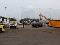 owl-metals-inc-steel-drop-off-area-baltimore-md-dundalk-md-410-282-0068