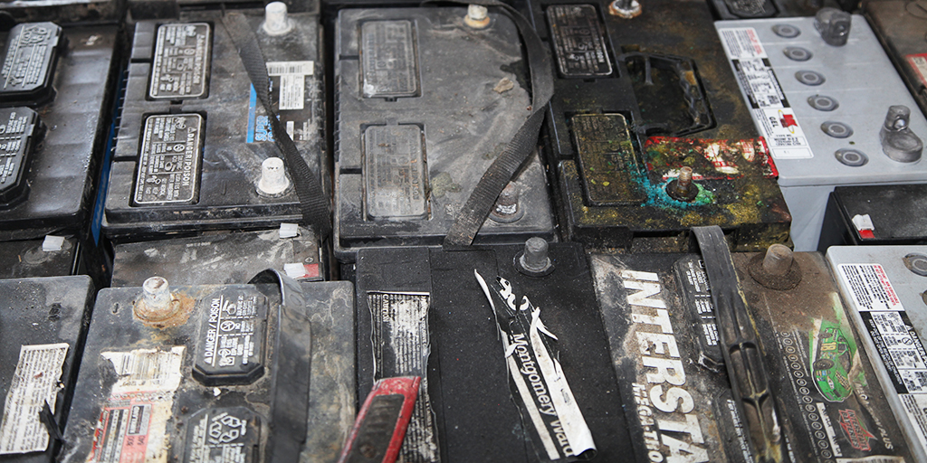 Lead and Battery Prices in Baltimore MD Lead Acid Battery Prices in Baltimore MD Sell your used Lead Acid Batteries to Owl Metals Inc 410-282-0068 Dundalk MD Towson MD Timonium MD Columbia MD