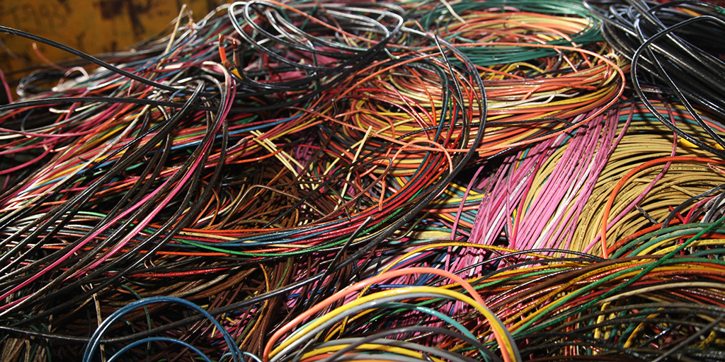 Copper Recycling Center Maryland Insulated Wire Thhn Baltimore Md Owl